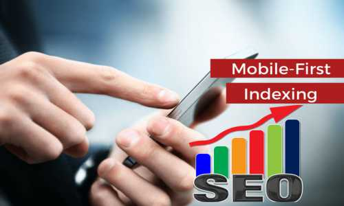 What is Mobile First index SEO 2018 And how does  it affect SEO?