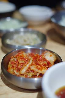 Woo Gaa kim chi