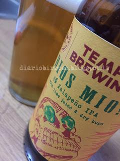 Assaggi di Tempest Brewing birre diario birroso blog birra artigianale recensioni