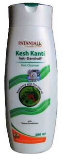Patanjali Kesh Kanti Anti Dandruff Shampoo