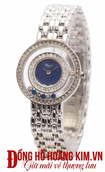 đồng hồ nữ dây thép cao cấp