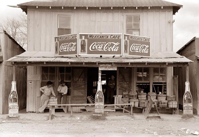Old Diners In 1939 40 Vintage Everyday