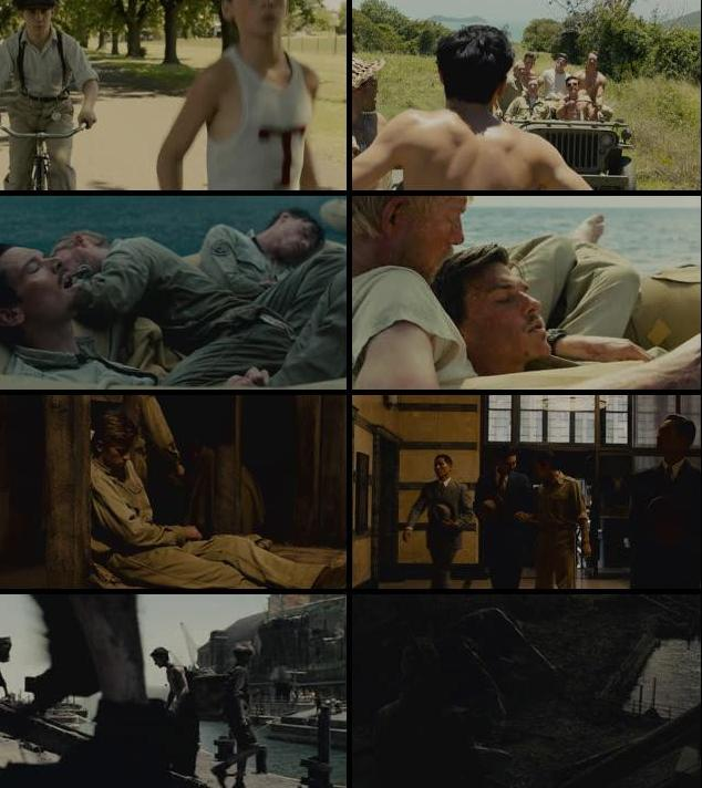 Unbroken 2014 Dual Audio Hindi 480p BluRay