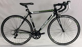 Stolen Bicycle - Bentini Motion Typhoon 445