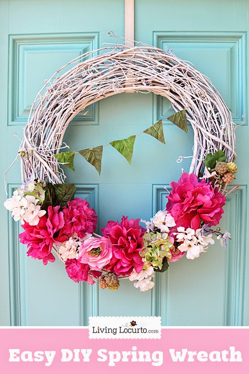 Ioanna's Notebook - DIY Floral Wreath - Step by Step Tutorial