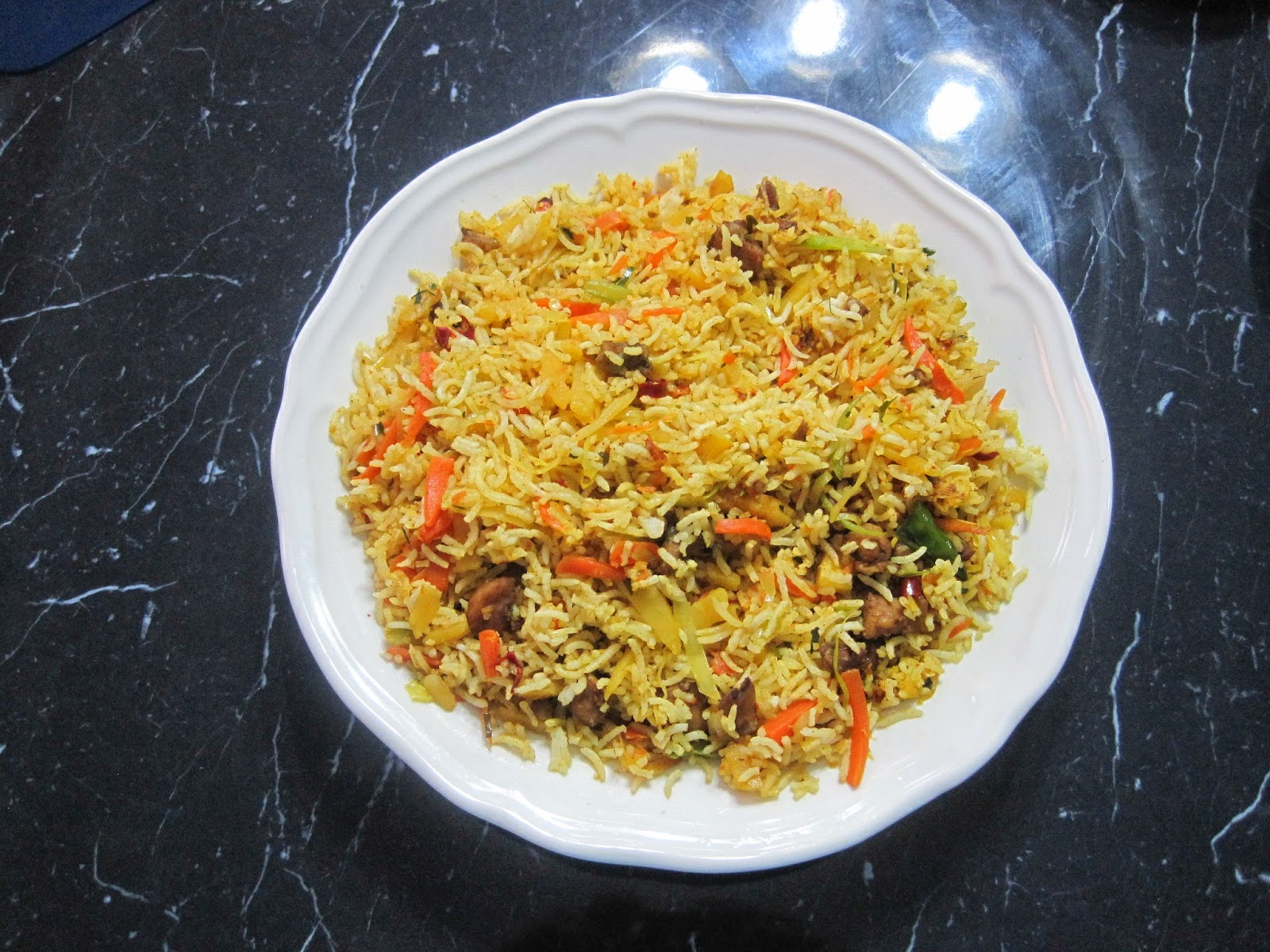 Ajantha's Food/ Fried Rice