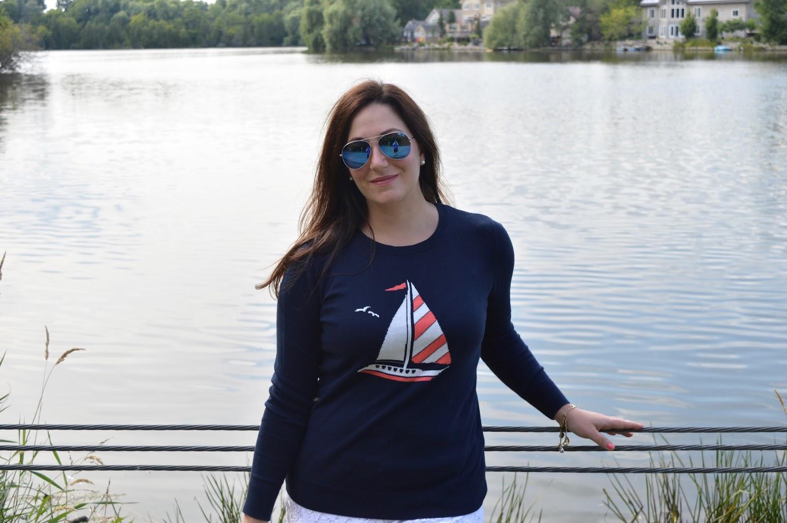 nautical clothing