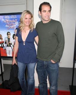 Pete and his wife,Bridgette.