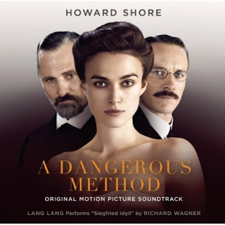 A Dangerous Method Liedje - A Dangerous Method Muziek - A Dangerous Method Soundtrack