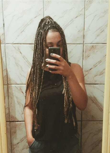 Box Braids - Mudei o Visual