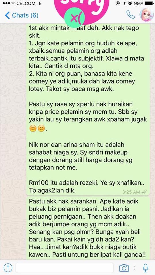 """Pelamin RM 500? Bapak Mahal. Saya Ingatkan RM 100."" Beginilah Orang Melayu."