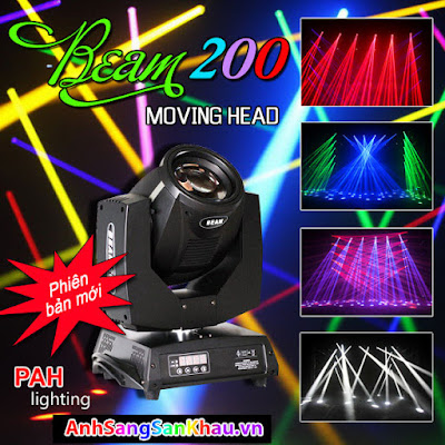 Đèn Moving Head Beam 200