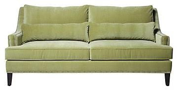 33 Shades Of Green Sofa Shopping
