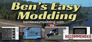 ben's easy modding program for ets 2 & ats v1.2.0.6
