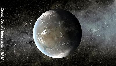 NASA's Kepler Seeks to Answer - Is Anybody Out There?