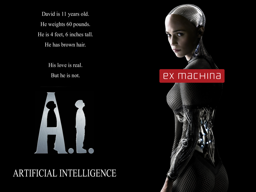 Talk Without Rhythm Episode 377 A I Artificial Intelligence 2001 And Ex Machina 2015