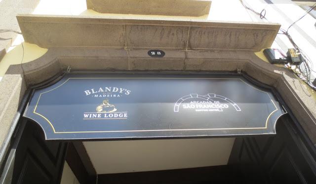 Blandy's Madeira - Weinprobe