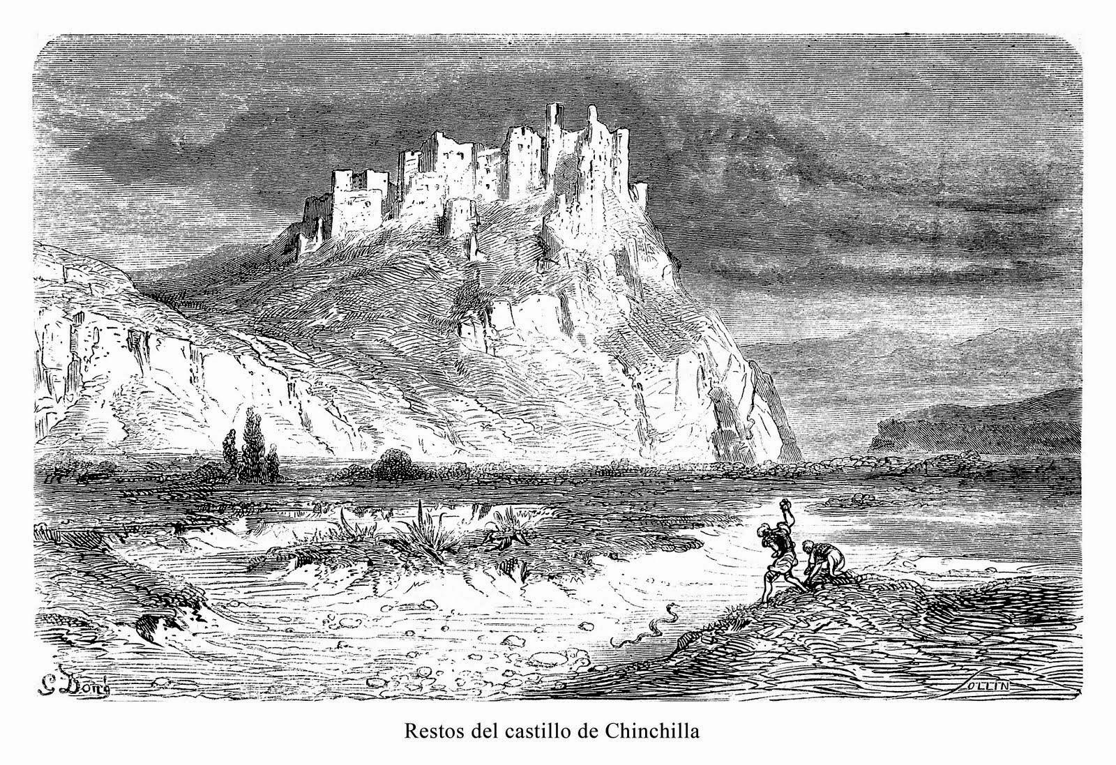 Chinchilla de Monte Aragón (Albacete)