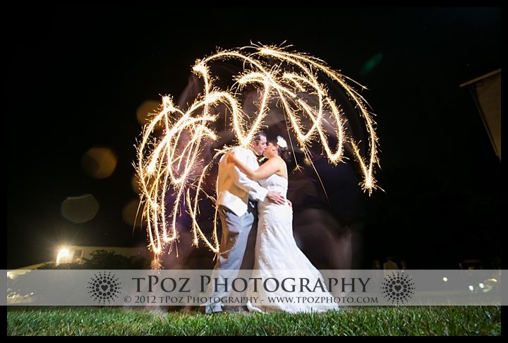 Sparklers Bride Groom Duke Farm Wedding