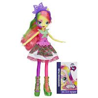 My Little Pony Equestria Girls Neon Rainbow Rocks Fluttershy Doll