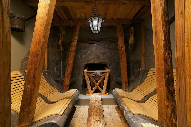 Hotel Belvedere Grindelwald Sauna