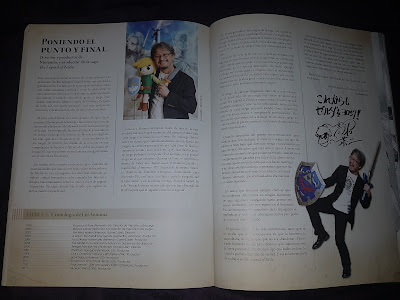 The Legend of Zelda: Hyrule Historia - Eiji Aonuma