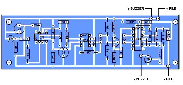 schema testeur t l commande infrarouge schema lectronique comment faire montage et. Black Bedroom Furniture Sets. Home Design Ideas