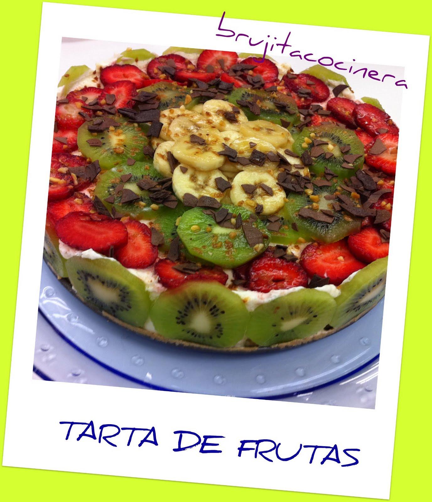 L l brujitacocinera l l recetas con thermomix postre expres con frutas naturales - Postres con fresas naturales ...