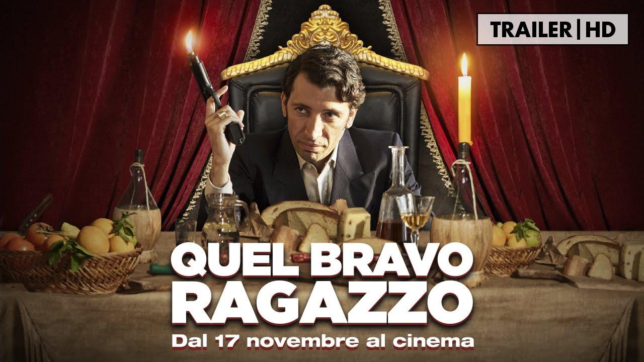 Canzone Quel Bravo Ragazzo Pubblicità e Trailer film