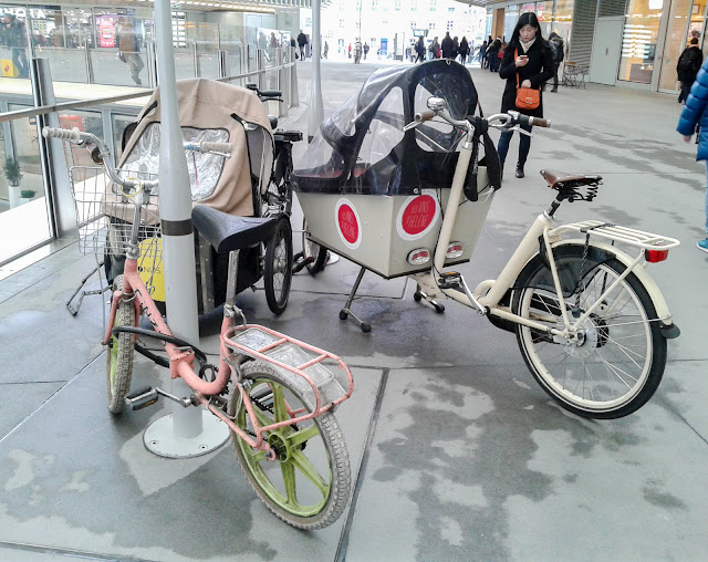 Vélos à Paris