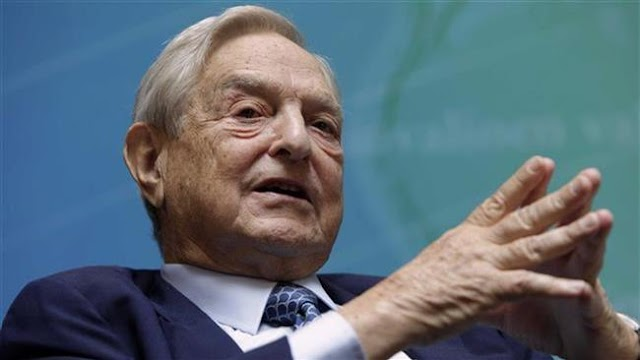 White House petition asks US President Donald Trump to declare George Soros a terrorist
