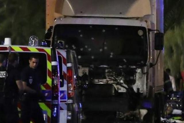 Truk Seruduk Kerumunan di Prancis, 73 Orang Tewas
