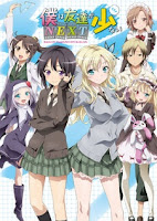 Download Boku wa Tomodachi ga Sukunai Next (Haganai) S2 BD Full Episode Subtitle Indonesia HD