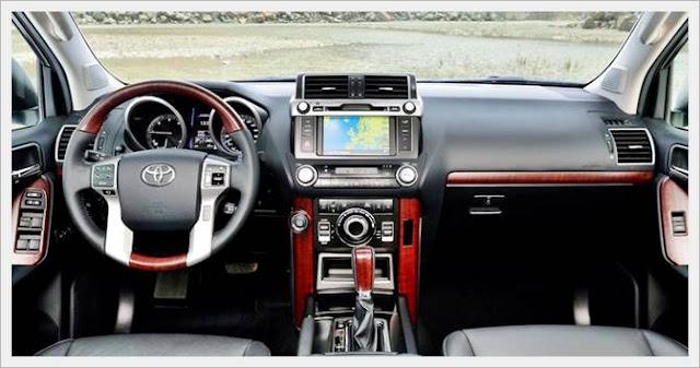 2017 Toyota Land Cruiser Australia