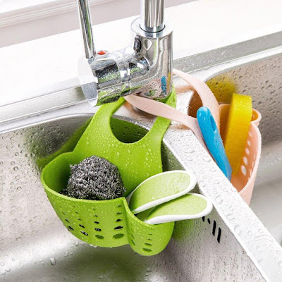 Snap Washbasin Faucet Cradle
