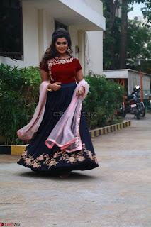 Actress Aathmika in lovely Maraoon Choli ¬  Exclusive Celebrities galleries 062.jpg