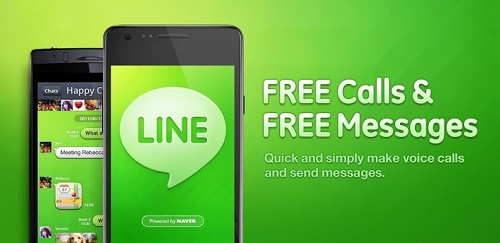 Aplikasi chatting android terbaik 2012