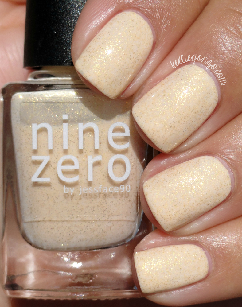 Nine Zero Lacquer Coconut