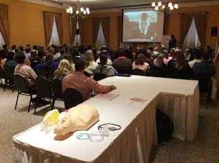 Profissionais lotados nas emergências das unidades de saúde da rede estadual participam de treinamento