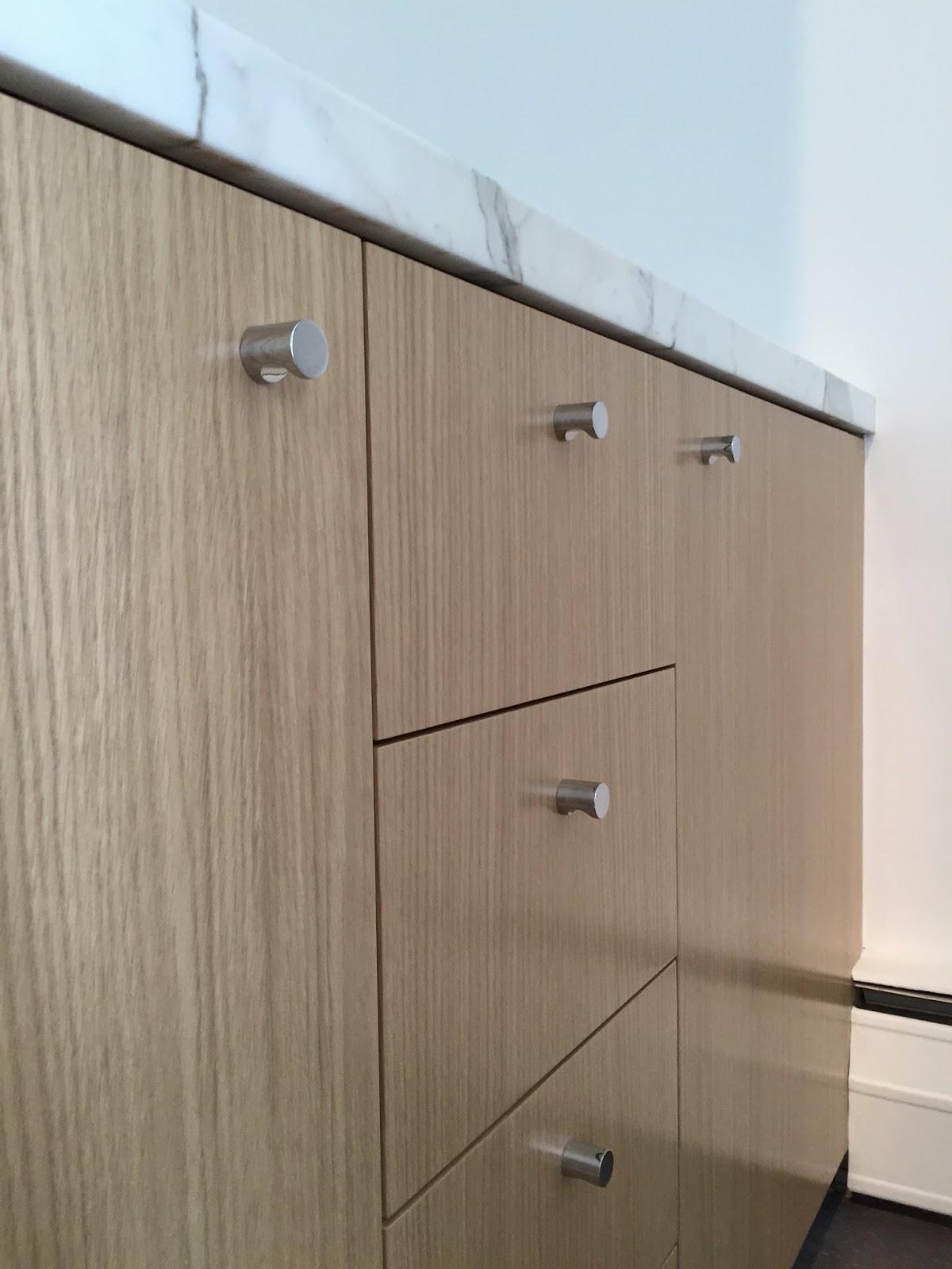 Kitchen Plain Oak Doors