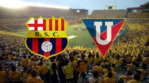 barcelona vs liga quito