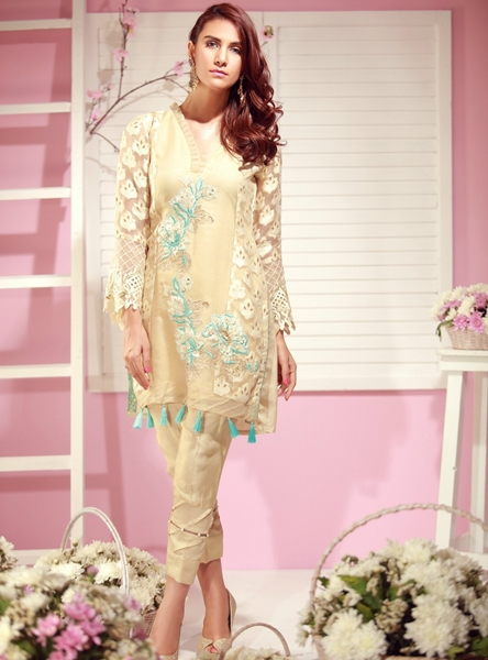 Phatyma Khan Eid Collection 2017-2018 Summer Luxury Pret
