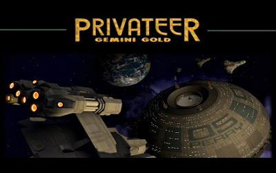 Privateer Gemini Gold - Jeu de Simulation sur PC