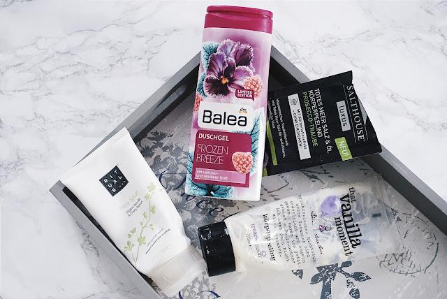 Aufgebraucht Beauty Duschpflege