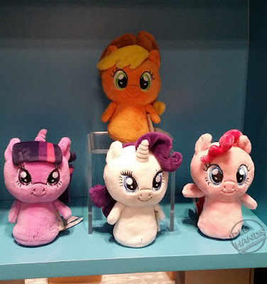 itty Bitty Pony Plushie Hallmark
