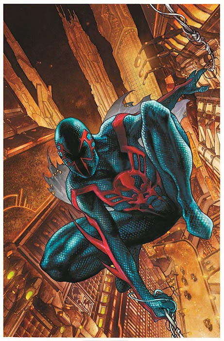 spiderman 2099 cover 2 2014