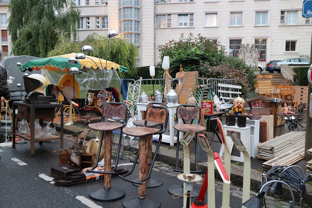 Brocante Amiens Octobre 2016 / Photo Atelier rue verte /