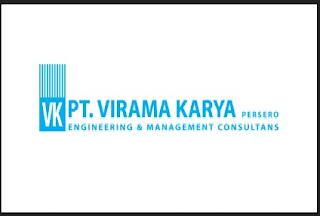 Lowongan Kerja BUMN Terbaru PT Virama Karya (Persero)