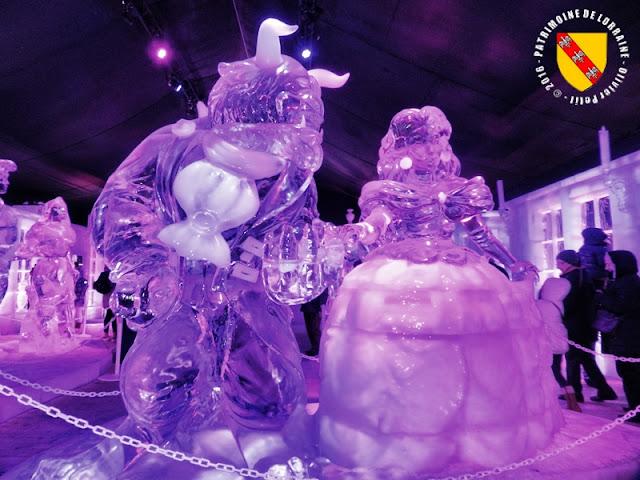 METZ (57) - Féerie de glace 2016