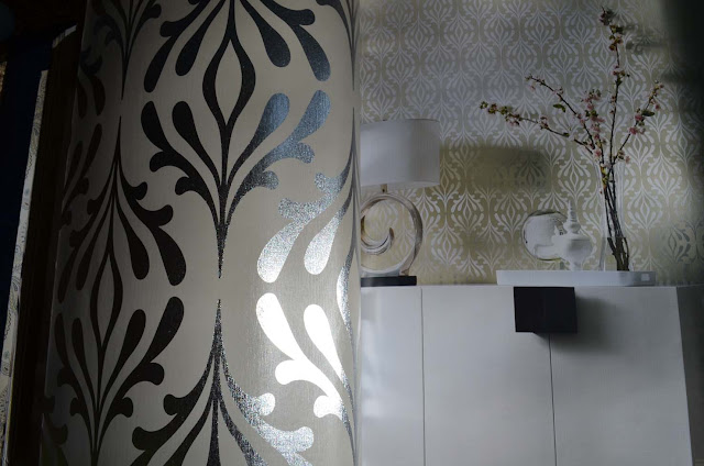 WEAFER DESIGN: elegant & sophisticated - Candice Olson Wallpapers